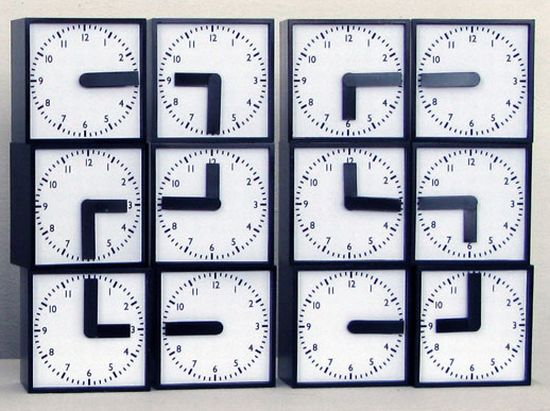 the clock clock 1
