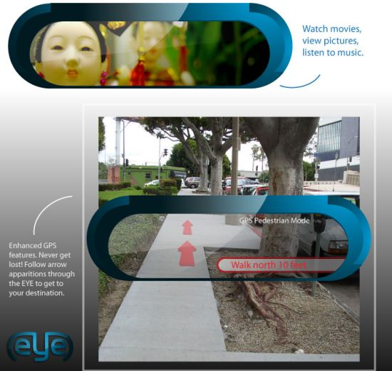 the eye cell phone concept 02