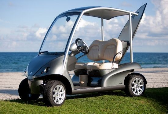 the garia golf cart