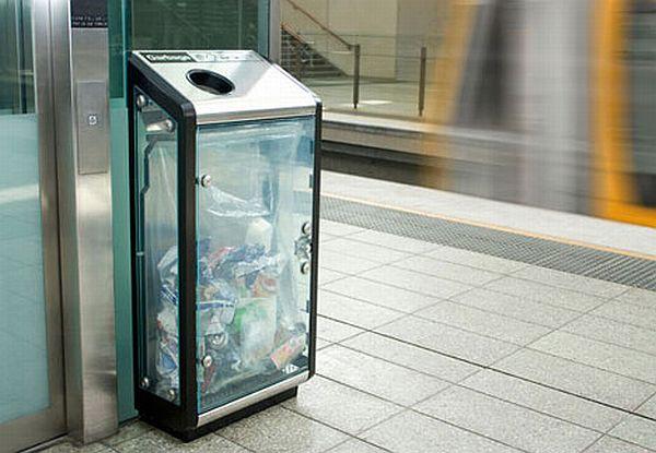 the hub bin