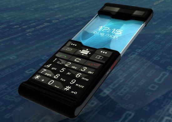the old futuristic phone 04
