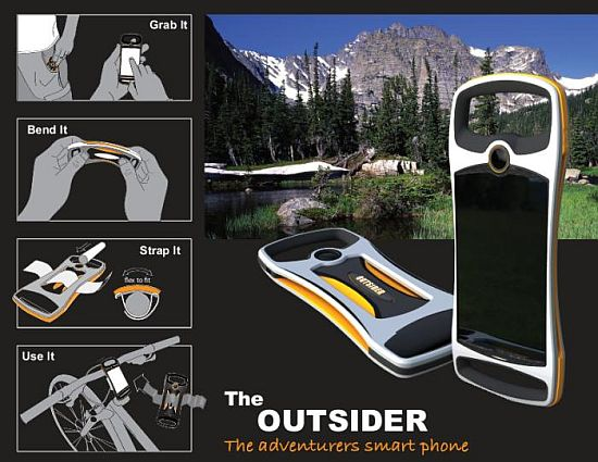 the outsider smart phone 02