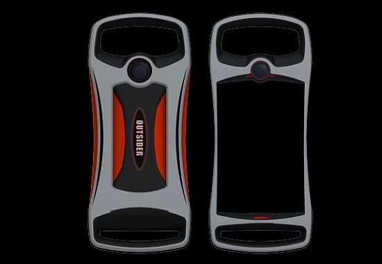 the outsider smart phone 04