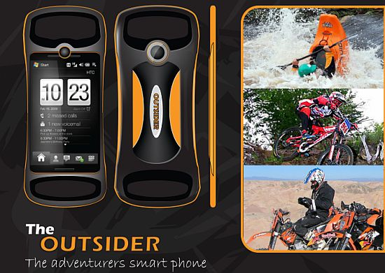 the outsider smart phone 05