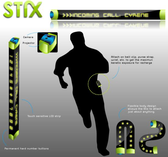 the stix cell phone  01