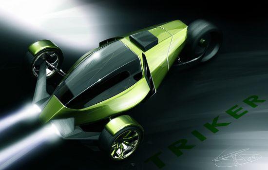 the triker 01