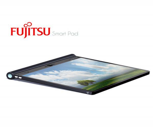 The Fujitsu smart pad