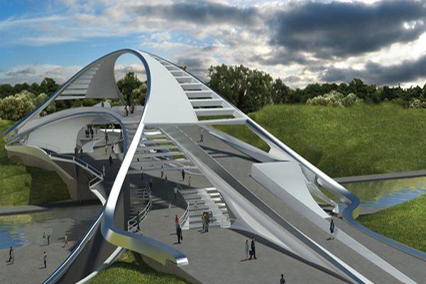 The Lens Bridge