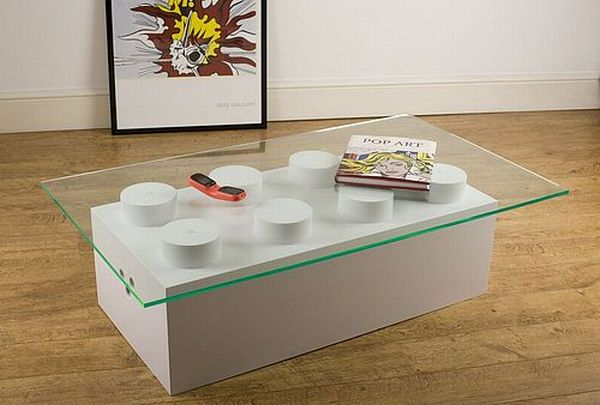 The Ogle Coffee Table