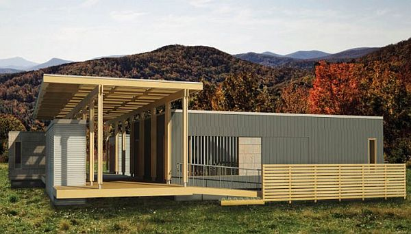 The Solar Homestead
