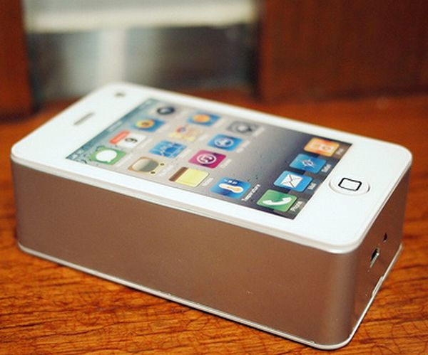 The Thickest iPhone 4