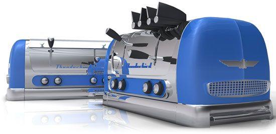 thunderbird inspired kitchen appliances ubQeG 5965