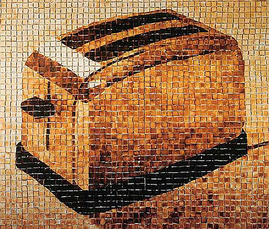 Toaster Made From 3,053 Pieces of Toast
