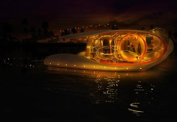tofi yacht concept