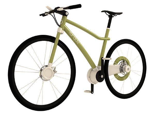 torque e bike