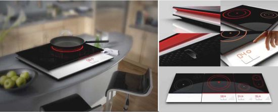 touch induction cook top 03