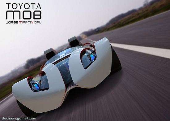 toyota mob electric concept car by jorge marti vid