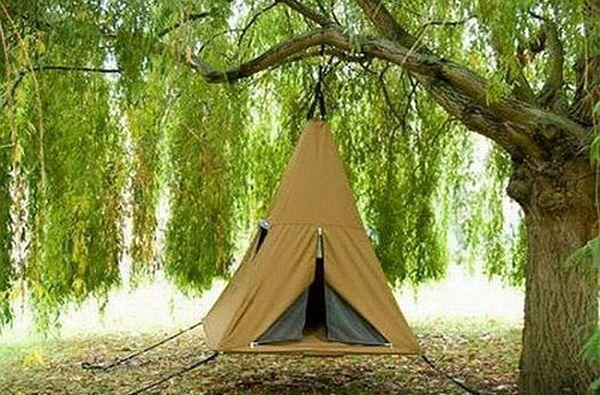 Treepee tent