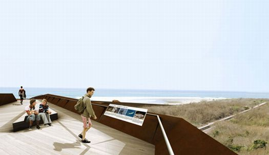 trestles beach footbridge 05