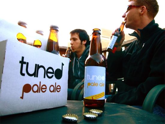 tuned pale ale 7