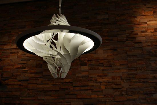 turbine lamp