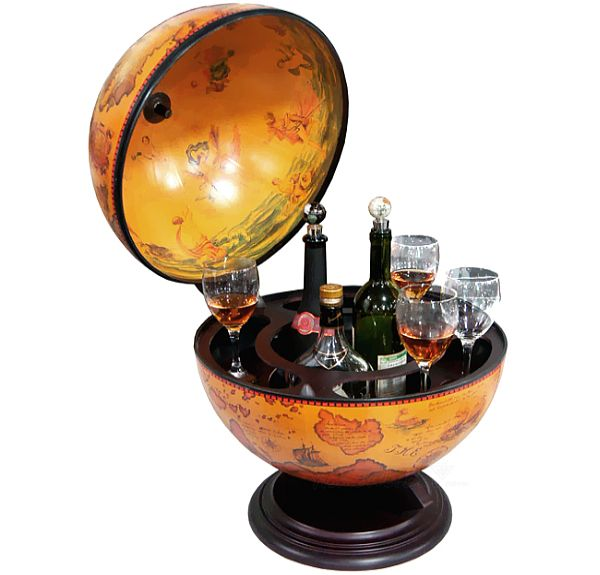 turin tabletop 165 italian replica globe bar 01