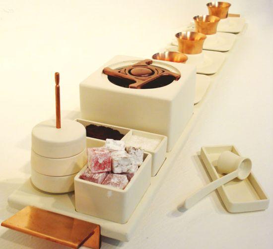 turkish coffee set BbFma 5965