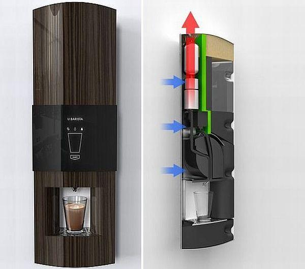 ubarista coffee maker
