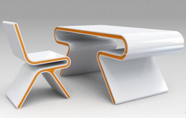 cool and innovative office furniture designs - designbuzz