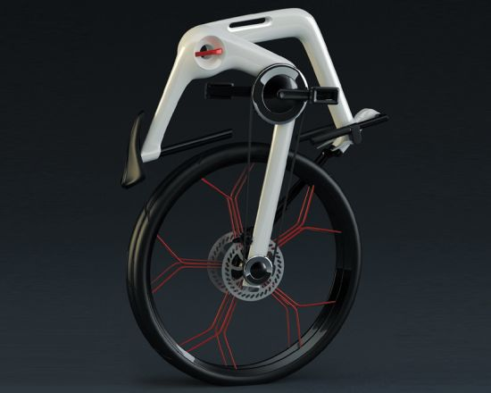 unfold portable folding bike 02