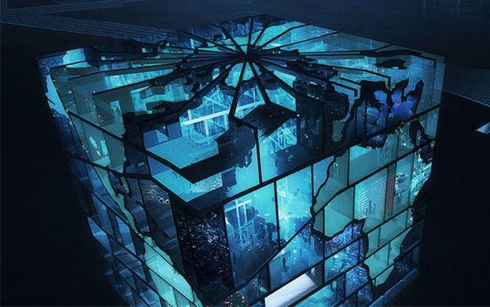 unveils water cube pavilion 04