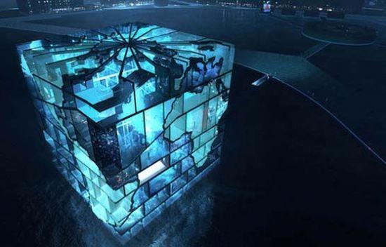 unveils water cube pavilion 05