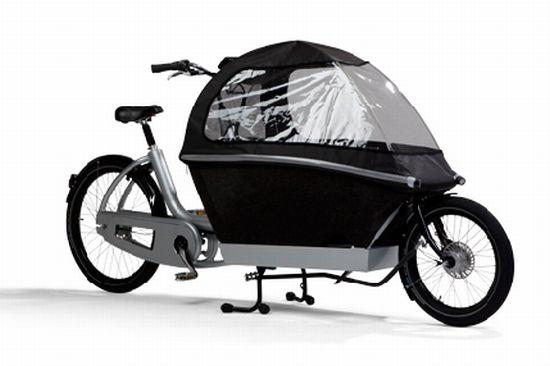 urban arrow electric bike 02