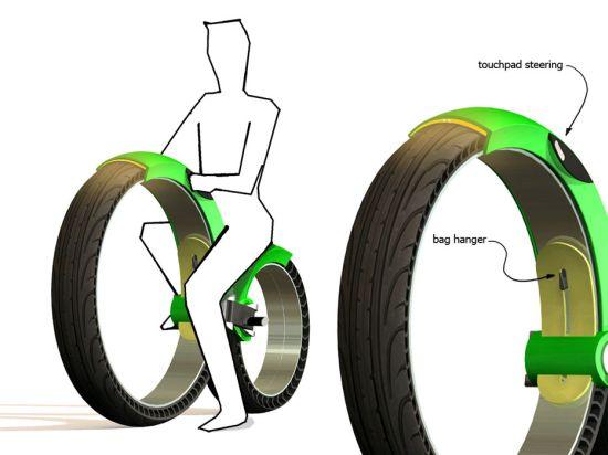 urban foldable electric bike  01