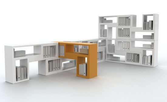 urban shelving unit