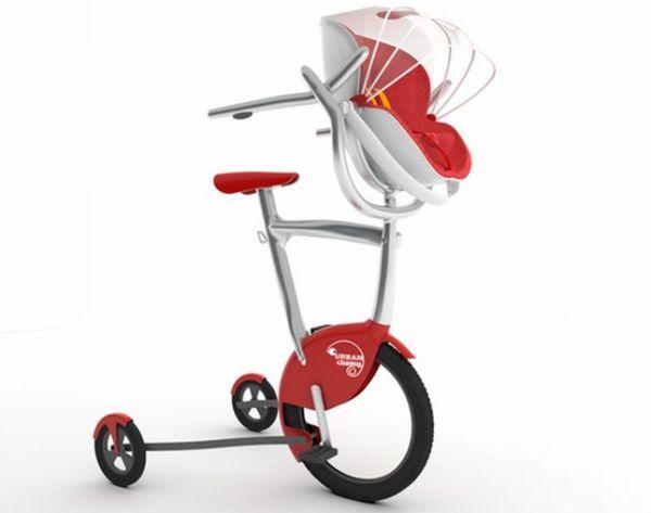 Urban Stroller Bike