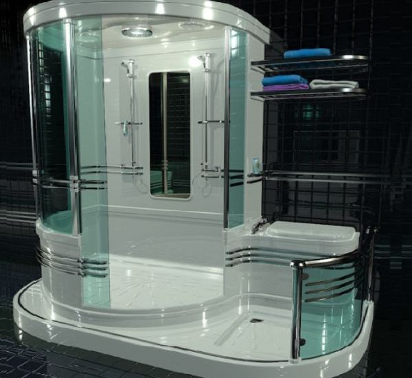 User-Friendly Bathroom Concept by Simon R. Pestridge