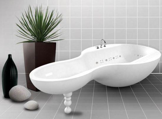 vanity bathtub