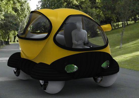 veeo concept car