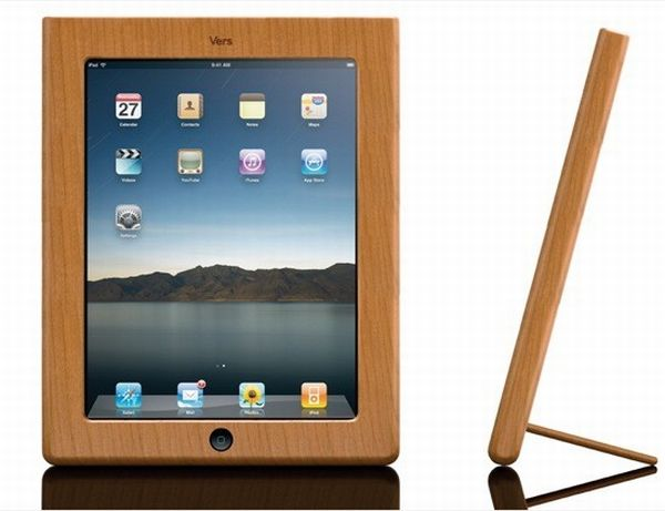 Vers Wood Case for iPad