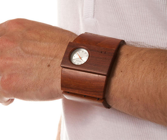 vestal rosewood watch 1