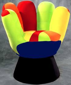 vibrating hand chair