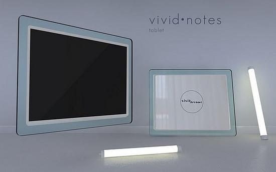 vividnotes multitouch tablet ym7uu 58