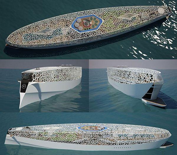 voronoi yacht