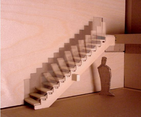 wall stairs 2