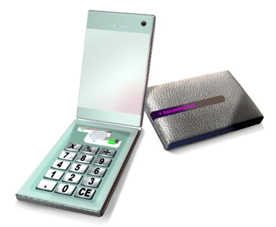wallet cellphone