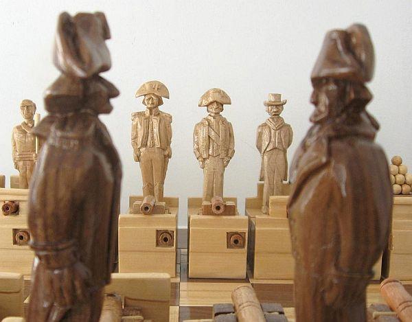 war of 1812 chess set  03
