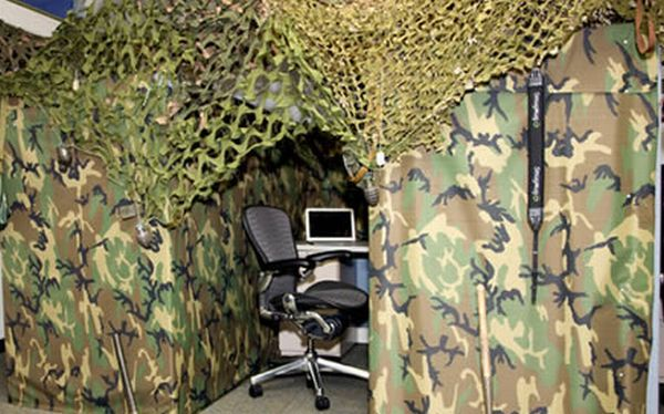 War Cubicle