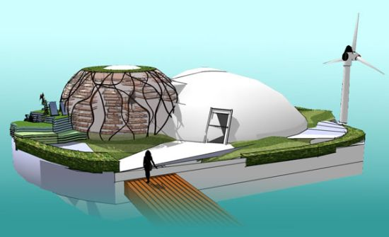 waterpod floating house 1M4sL 58