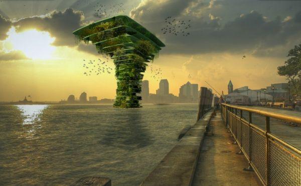 Waterstudio.nl's Sea Tree